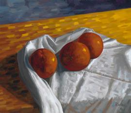 Tuscan Oranges